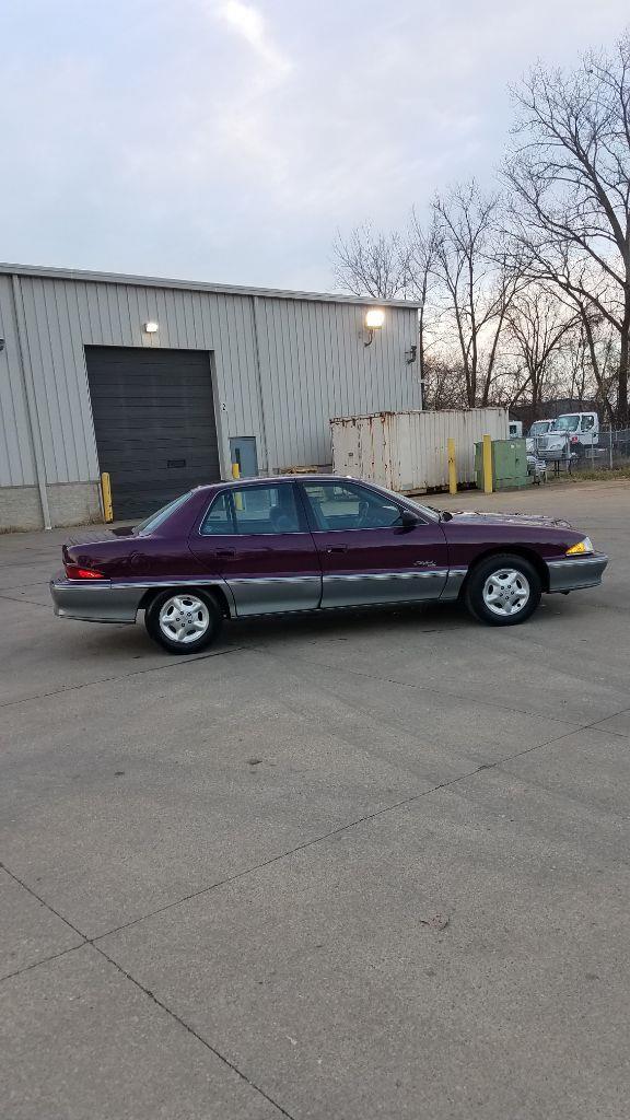 1995 Buick Skylark Custom sedan