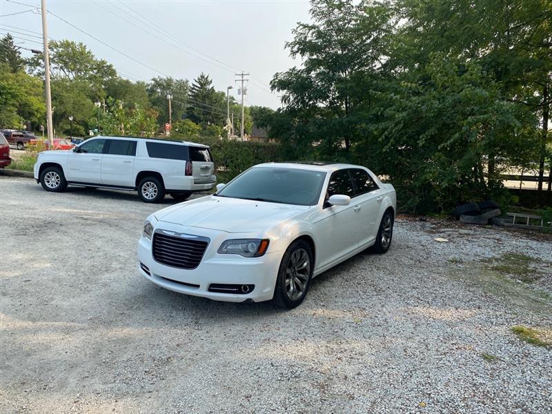Chrysler 300 S V6 RWD 2014