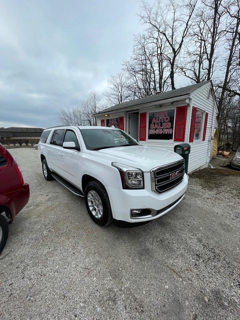 GMC Yukon XL SLT 4WD 2020