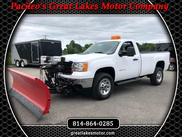 2012 GMC Sierra 3500HD Work Truck Long Box 4WD