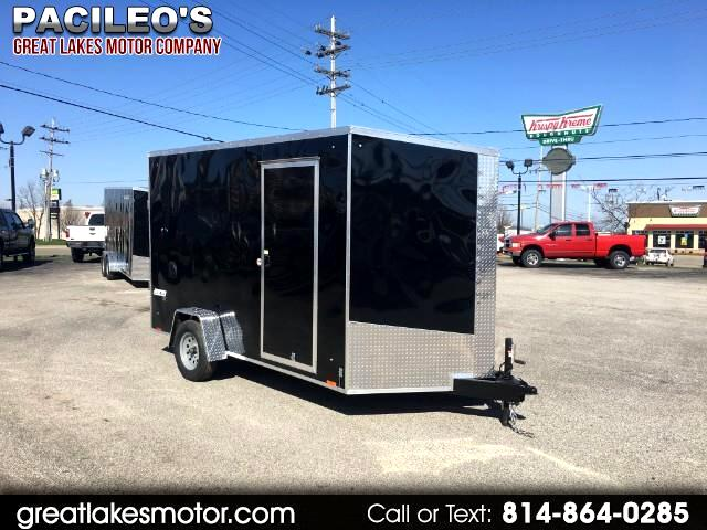 2019 Pace American 7X12 SE Cargo