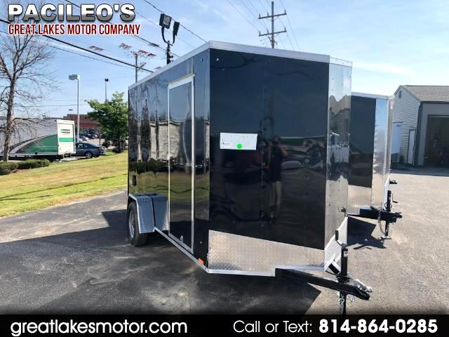 2019 Pace American 6X12 Outback DLX