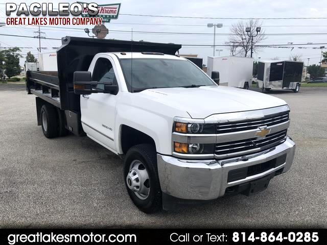 2015 Chevrolet Silverado 3500HD Built After Aug 14 4WD Reg Cab 162
