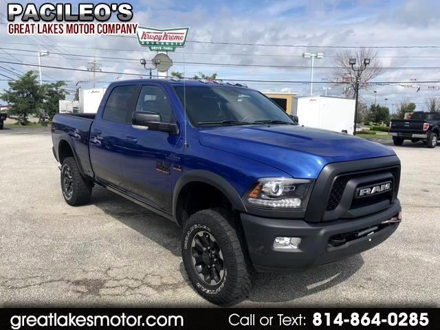 "2017 RAM 2500 4WD Crew Cab 149"" Power Wagon"