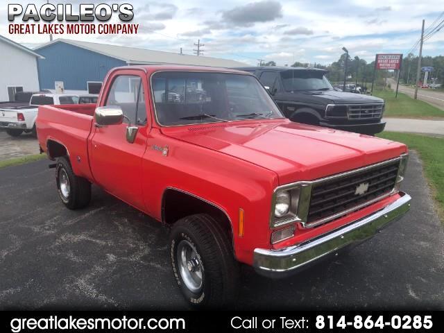 1976 Chevrolet K 1500 Base