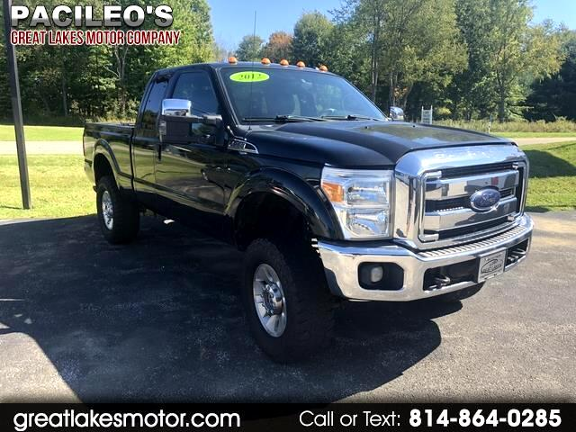 "2012 Ford Super Duty F-250 SRW 4WD SuperCab 142"" Lariat"
