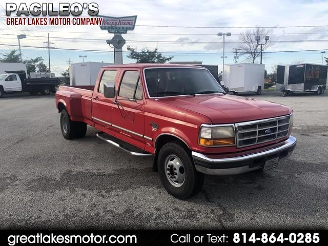 "1997 Ford F-350 Crew Cab 4dr 168.4"" WB DRW"