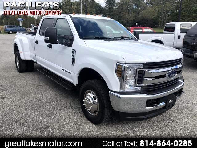 2018 Ford Super Duty F-350 DRW 4WD Crew Cab 172