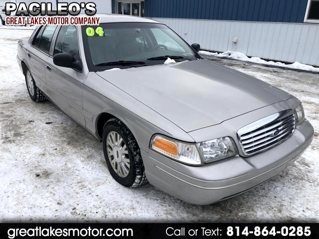 2004 Ford Crown Victoria 4dr Sdn LX