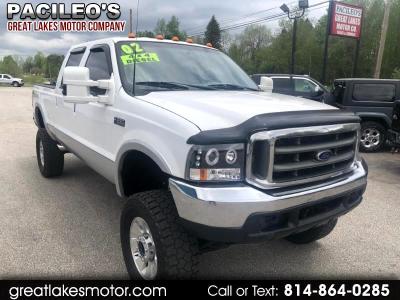 2002 Ford Super Duty F-250 Crew Cab 156