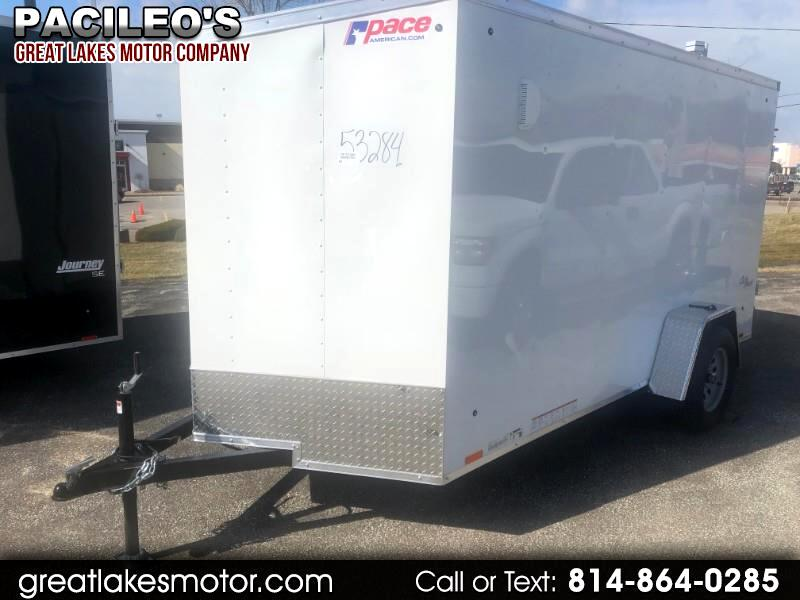 2020 Pace American 6X12 Outback Deluxe