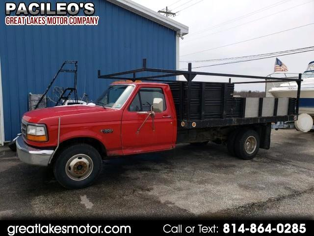 1995 Ford F-350 Chassis Cab Reg Cab 137