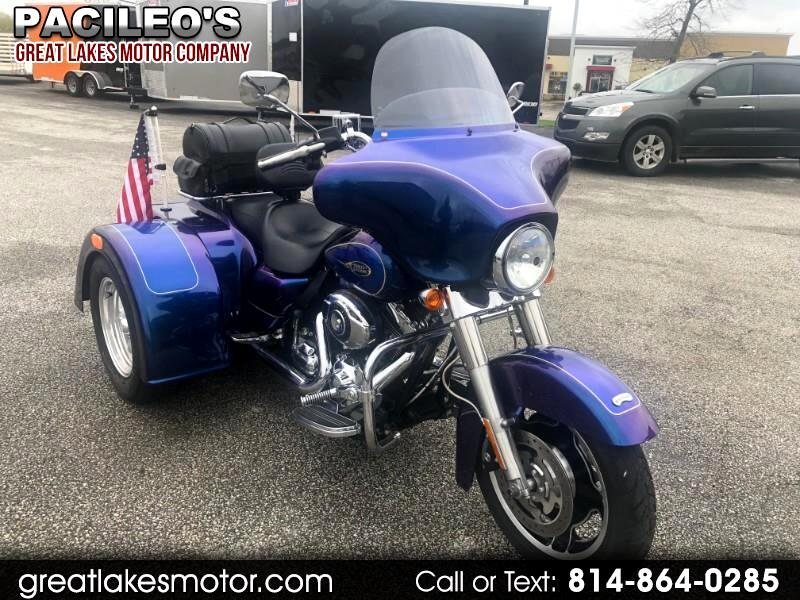 2009 Harley-Davidson Street Glide Trike