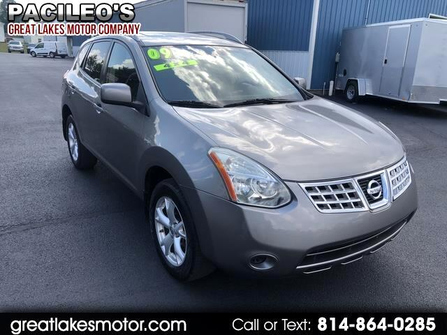 Nissan Erie Pa >> Used 2009 Nissan Rogue Awd 4dr Sl For Sale In Erie Pa 16509
