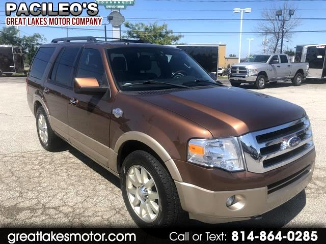 Ford Expedition 4WD 4dr King Ranch 2012