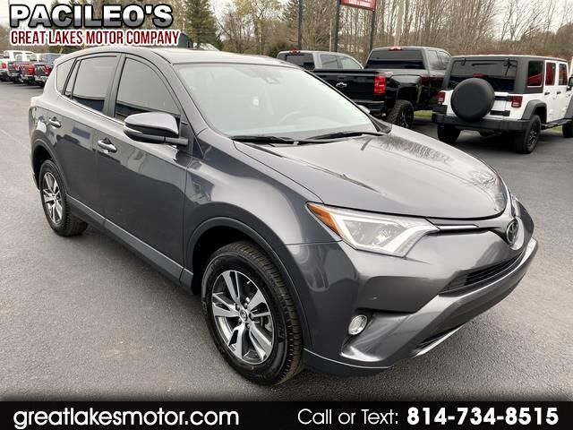 Toyota RAV4 Adventure AWD (Natl) 2018