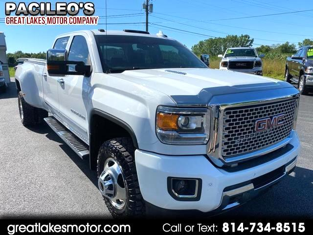 "GMC Sierra 3500HD available WiFi 4WD Crew Cab 167.7"" Denali 2015"
