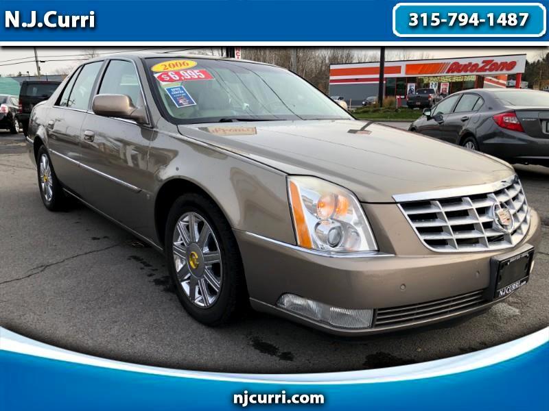 2006 Cadillac DTS LUXURY lll