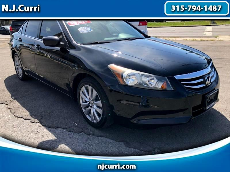2011 Honda Accord EX Sedan AT