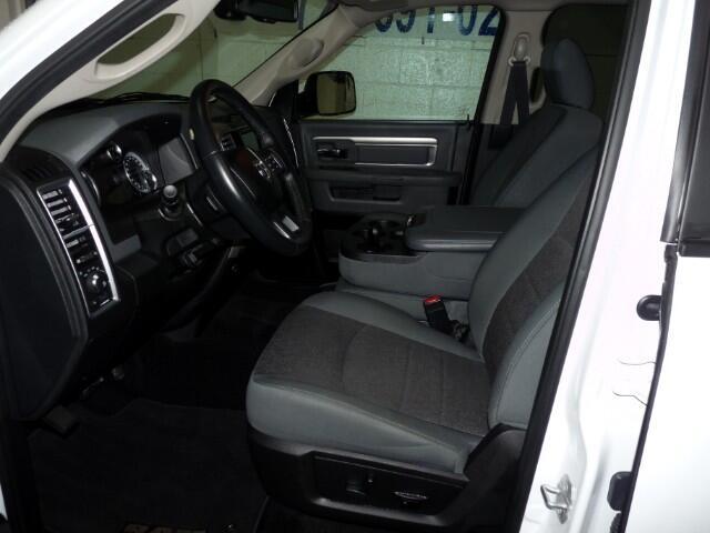 2016 RAM 1500 Big Horn Crew Cab SWB 4WD