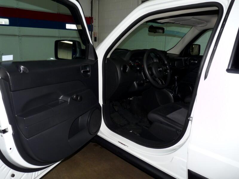 2013 Jeep Patriot Sport 2WD