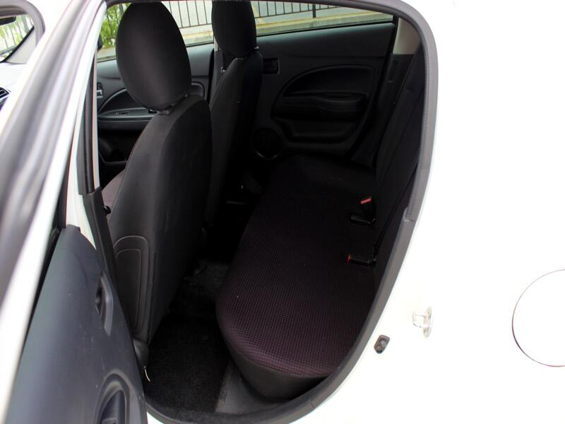 2014 Mitsubishi Mirage DE