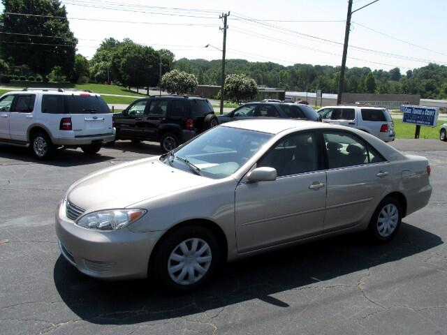 buy here pay here 2006 toyota camry standard for sale in lincolnton nc 28092 cars trucks. Black Bedroom Furniture Sets. Home Design Ideas