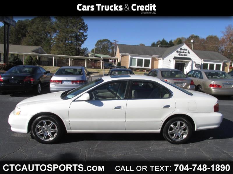 2000 Acura TL 4dr Sdn 3.2L