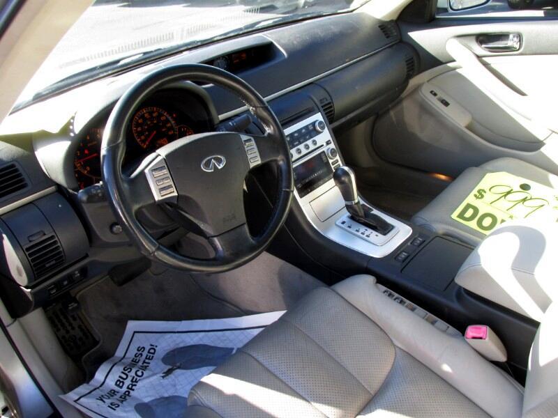 2005 Infiniti G35 Sedan G35 4dr Sdn Auto