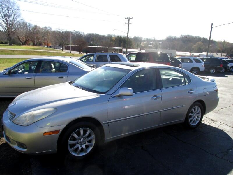 buy here pay here 2003 lexus es 300 4dr sdn for sale in lincolnton nc 28092 cars trucks. Black Bedroom Furniture Sets. Home Design Ideas