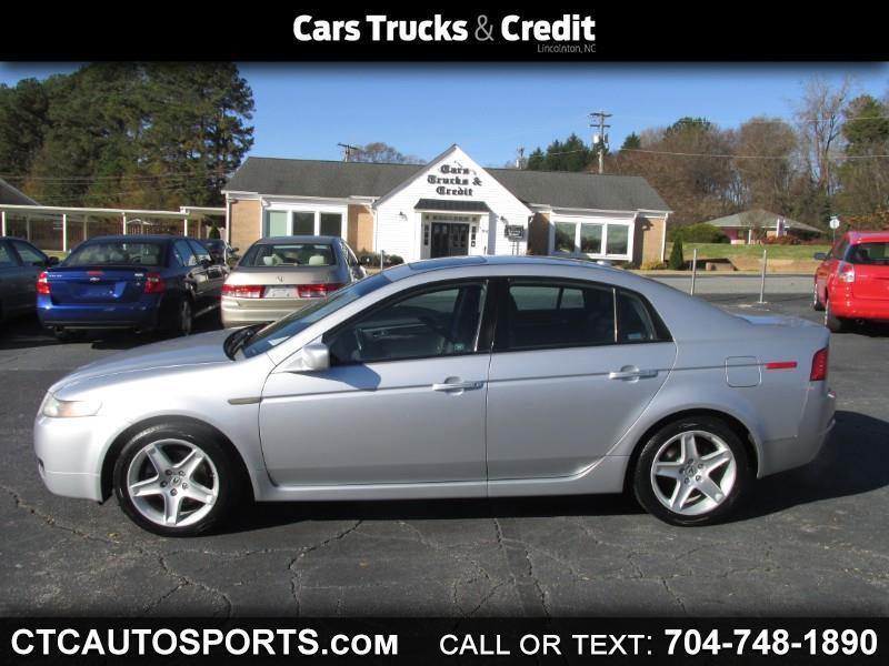 2005 Acura TL 4dr Sdn AT