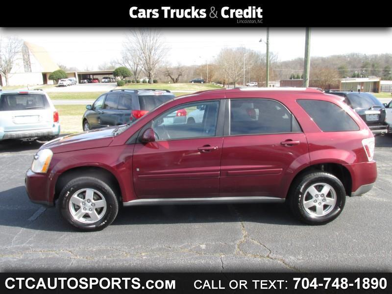 2008 Chevrolet Equinox AWD 4dr LT