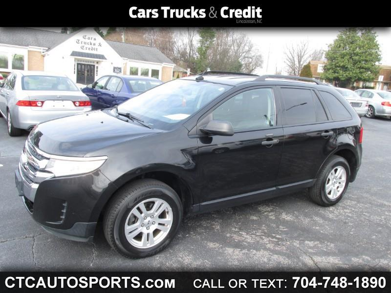 2012 Ford Edge 4dr SE FWD