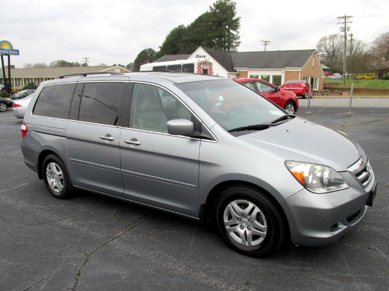 2007 Honda Odyssey 5dr EX-L
