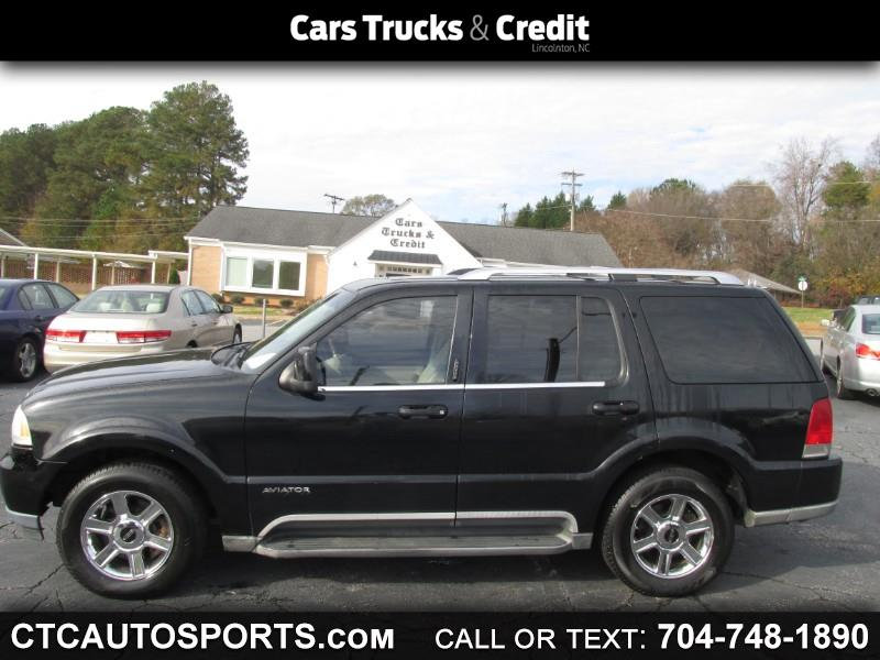 Lincoln Aviator AWD Premium 2003