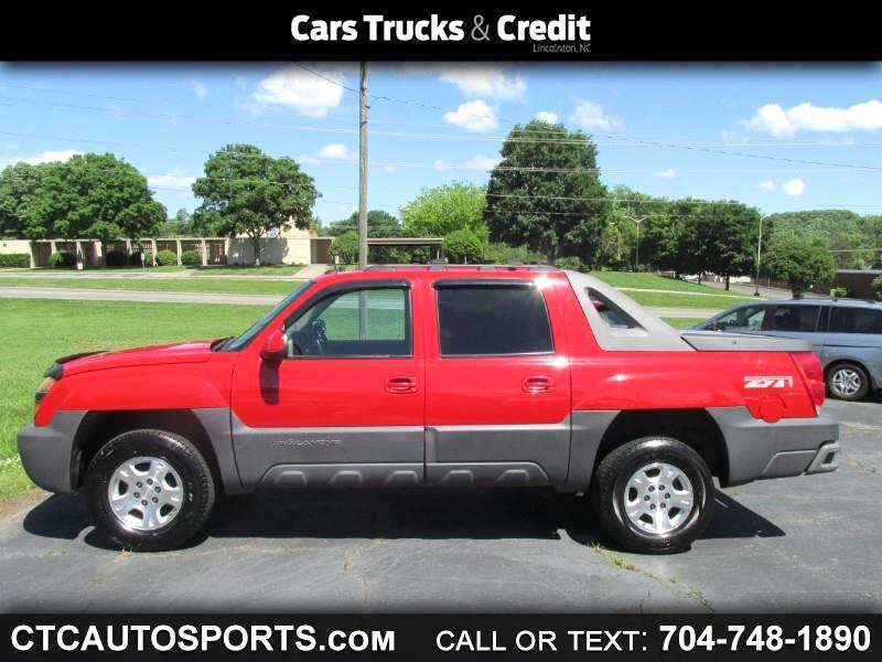 2003 Chevrolet Avalanche  for sale VIN: 3GNEK13TX3G107298