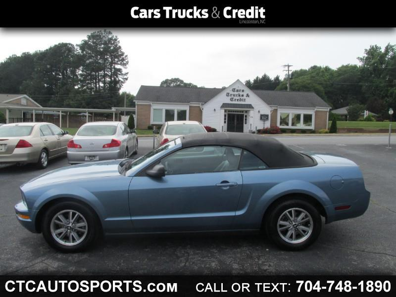 2005 Ford Mustang 2dr Conv Premium