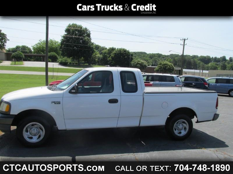 "2001 Ford F-150 Supercab 139"" XLT"