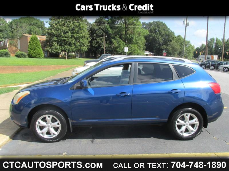 2008 Nissan Rogue AWD 4dr SL