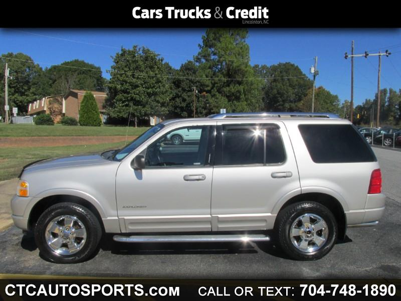 "2004 Ford Explorer 4dr 114"" WB 4.0L Limited 4WD"