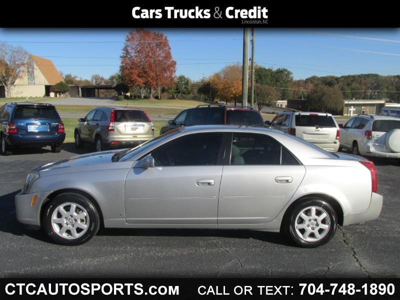2006 Cadillac CTS 4dr Sdn 2.8L