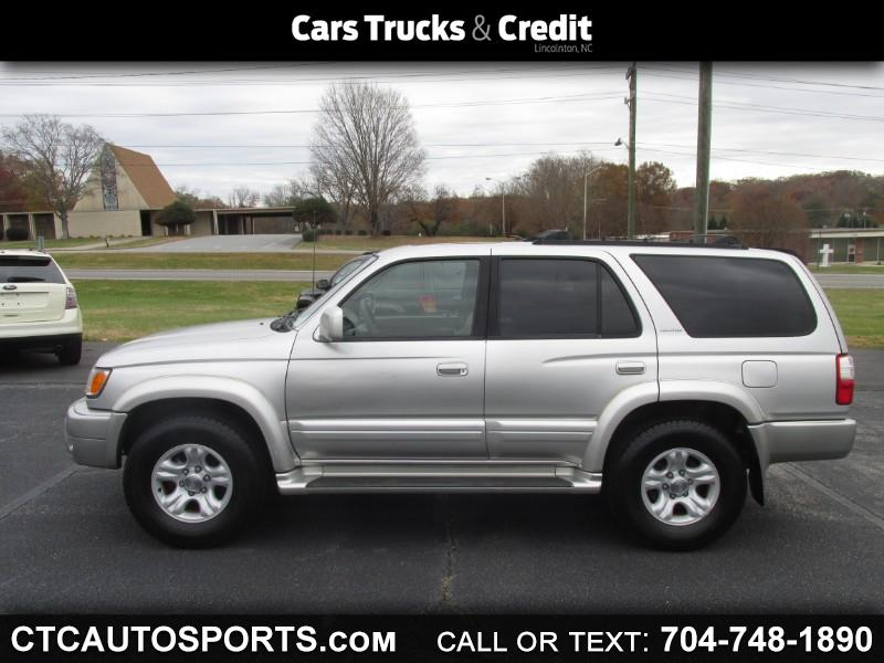 2002 Toyota 4Runner 4dr Limited 3.4L Auto (Natl)