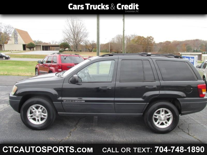 2004 Jeep Grand Cherokee 4dr Laredo
