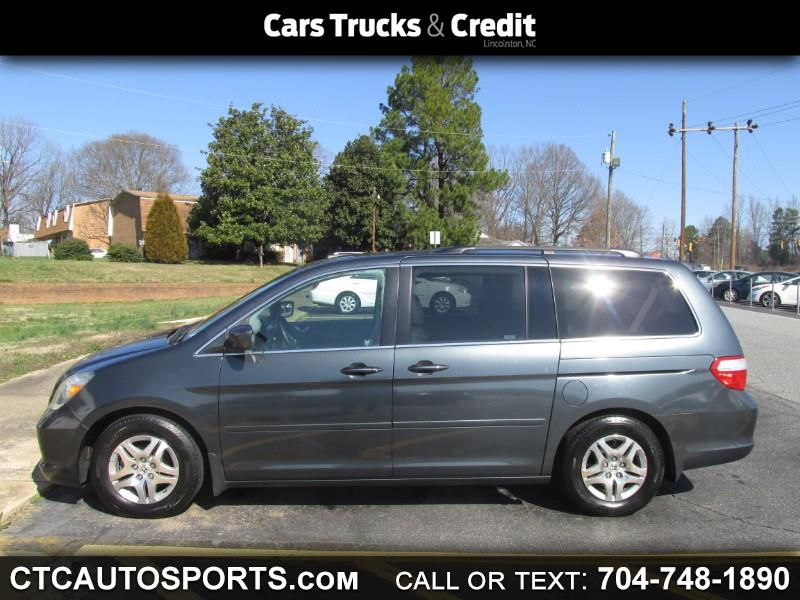 Honda Odyssey 5dr EX-L AT with RES 2006