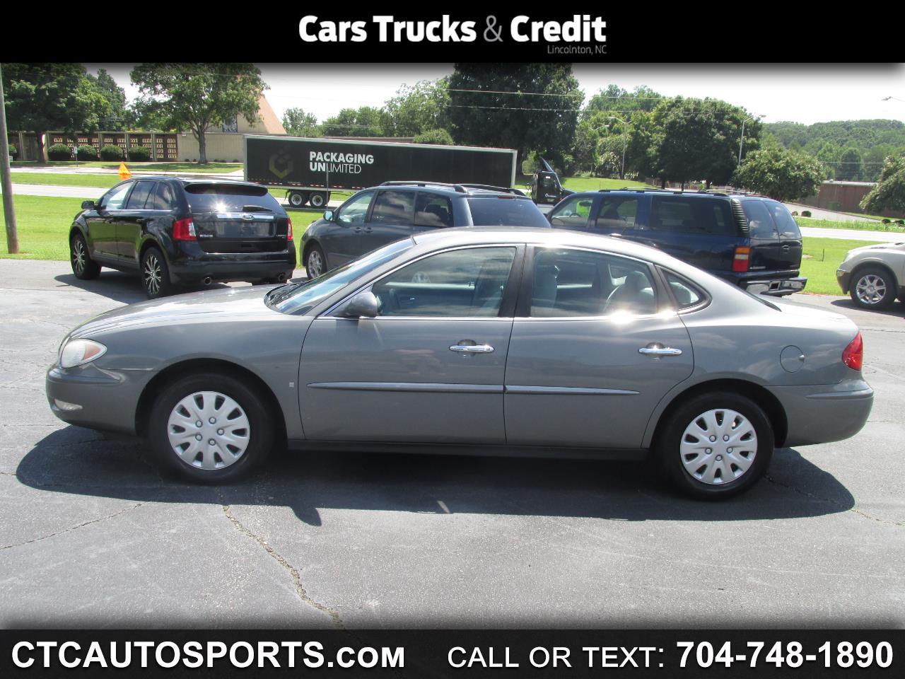 Buick LaCrosse 4dr Sdn CX 2007