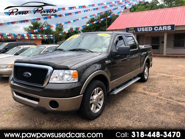 2006 Ford F-150 Lariat SuperCrew 5.5-ft. Bed 2WD
