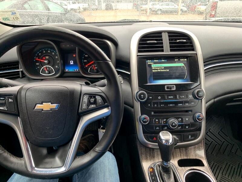 2014 Chevrolet Malibu 2LT