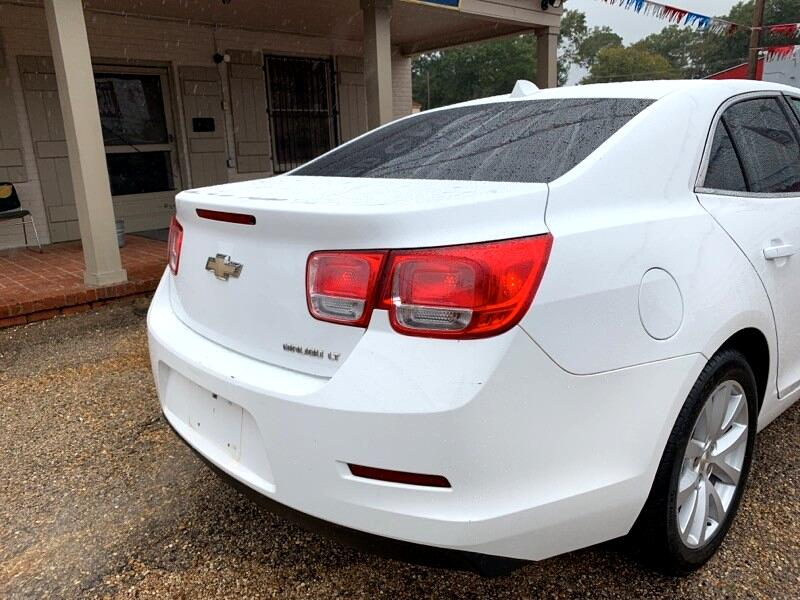 used 2014 chevrolet malibu 2lt for sale in alexandria la 71301 paw paws used car center. Black Bedroom Furniture Sets. Home Design Ideas