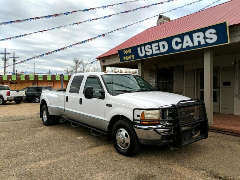 1999 Ford F-350 SD XLT Crew Cab Long Bed 2WD DRW