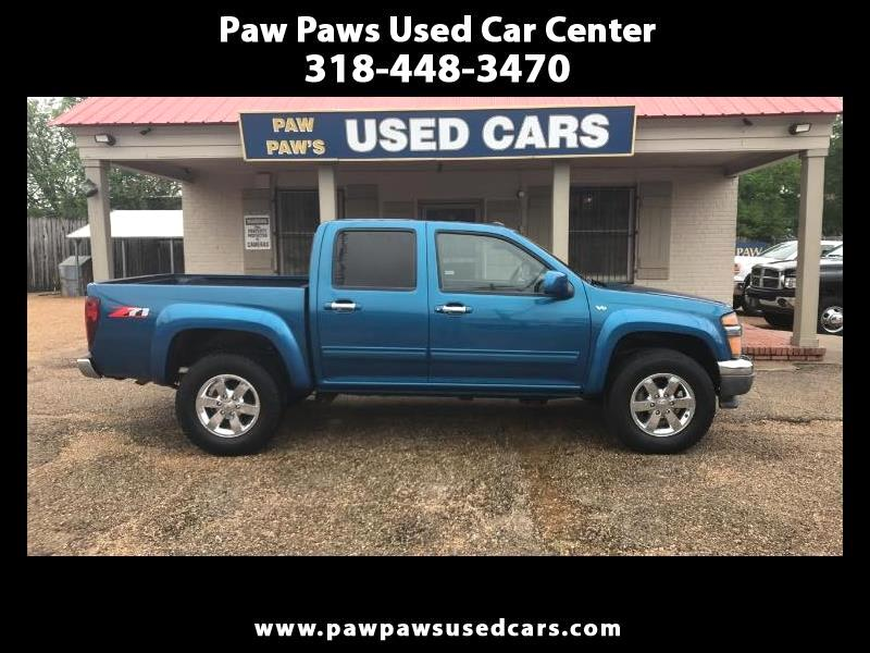 2011 Chevrolet Colorado 2LT Crew Cab 2WD